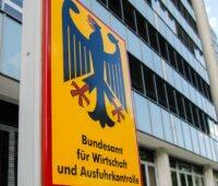 Gebäude des BAFA in Eschborn