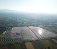Zu sehen ist der griechische Solarpark Megala Kalyvia. Weitere Projekte in Griechenland will ABO Wind mit der Erhöhung vom Eigenkapital absichern.