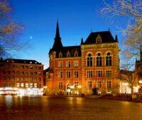 Rathaus der Stadt Oldenburg am Markt