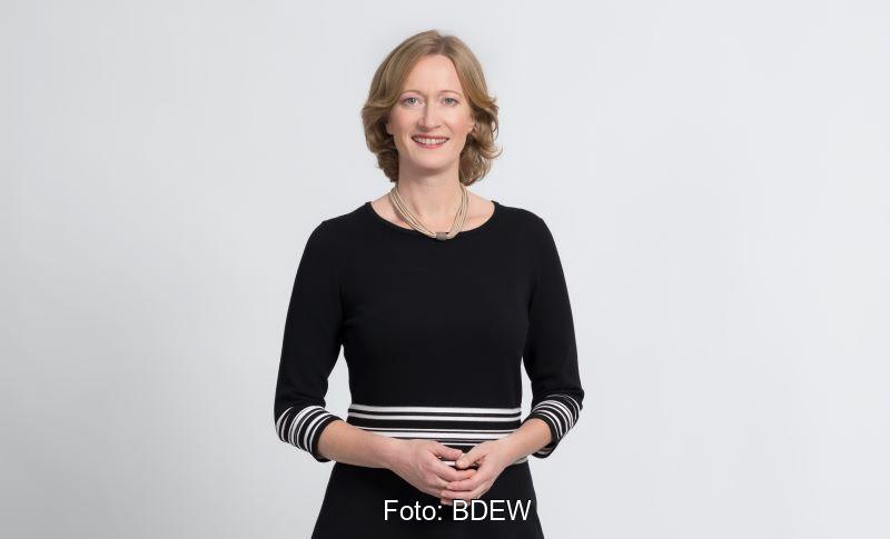 Portrait von Kerstin Andreae, Hauptgeschäftsführerin des BDEW.