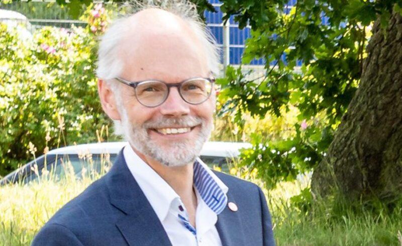 Zu sehen ist Andreas Neukirch.