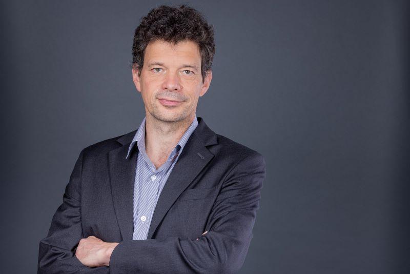 Portrait des neuen Solarwatt-Technikvorstand Armin Froitzheim