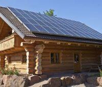 Zu sehen ist eine Photovoltaik-Anlage, für die der Besitzer die Registrierungsfrist im Marktstammdatenregister hoffentlich eingehalten hat.