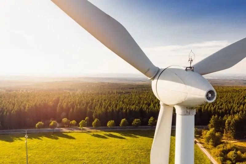 Zu sehen ist eine Windenergieanlage an Land. Die technologiespezifische EEG-Ausschreibung für Windenergie war im September überzeichnet, für die Biomasse war sie unterzeichnet.