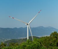 Windenergie-Anlage von Nordex