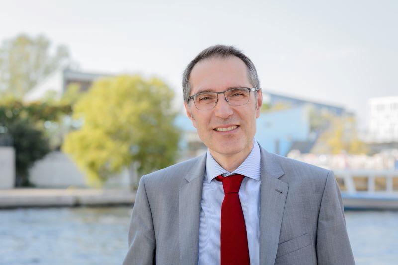Portrait des DUH-Geschäftsführers Sascha Müller-Kränner