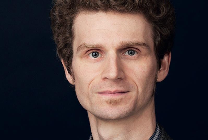 Portraitfoto von Benjamin Dannemann