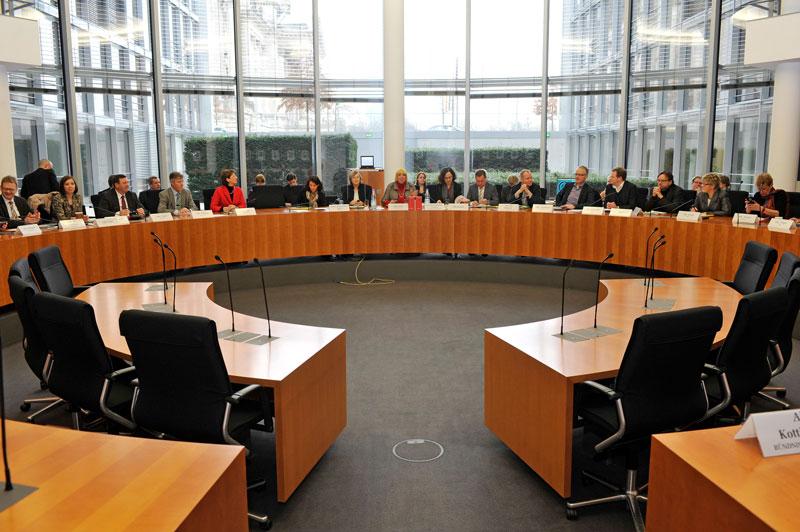 Umweltausschuss des Deutschen Bundestages