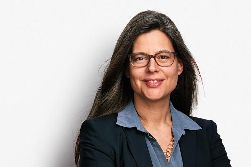 Portraitfoto von Dr. Nina Scheer, MdB