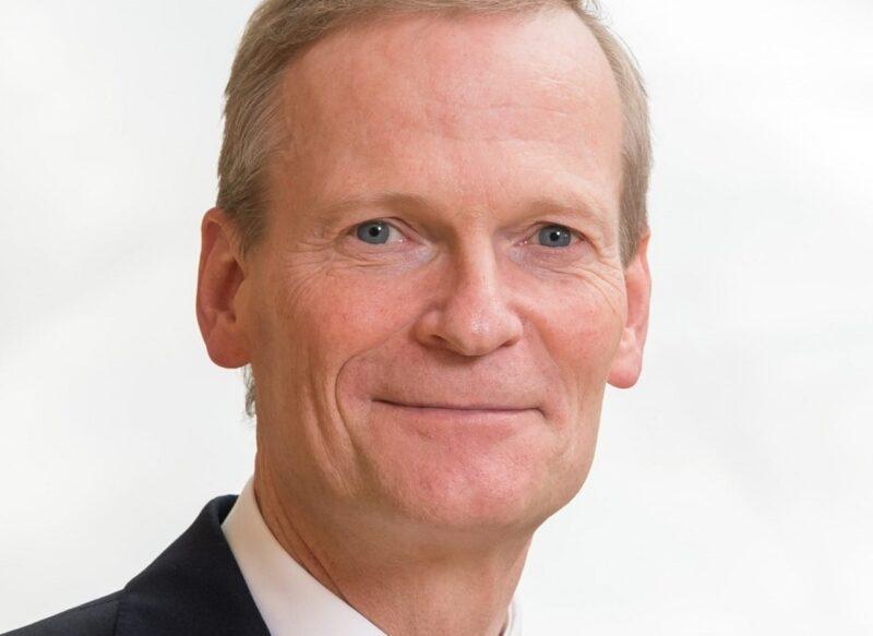 Zu sehen ist Dr. Eckhard Ott, Vorstandsvorsitzender des DGRV - dem Dachverband, dem auch die Energiegenossenschaften angehören.
