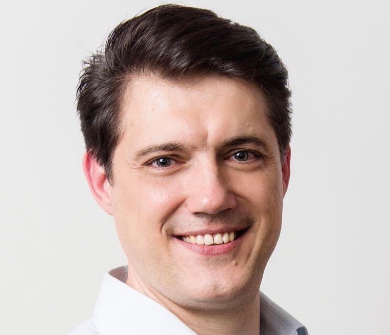 Portrait des Rinovasol-Managers Drago Napotnik