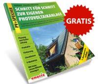 Zu sehen ist der Photovoltaik-Ratgeber für Hausbesitzer.