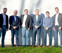 Gruppenfoto des EnerRegio-Projektteams