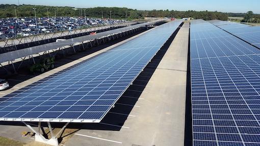 Schletter Fur Grosstes Carport Pv System Deutschlands Ausgezeichnet Solarserver