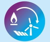 Die Grafik iullustriert die DUH-Forderung einer Gasnetzplanung für grünen Wasserstoff.