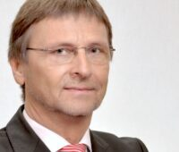 Porträt von Günther Mertz