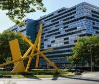 Verwaltungsgebäude des BAFA in Eschborn