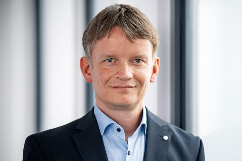 Gunter Erfurt, CEO bei Meyer Burger