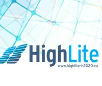 Im Projket HighLite geht es um die Wettbewerbsfähigkeit der Photovoltaik-Produktionsindustrie. Zu sehen ist eine Grafik, die auf die Website des Projektes hinweist.