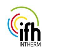 Jetzt ist es doch zur Absage der IFH/Intherm 2020 gekommen. Zu sehen ist das Logo der Messe.