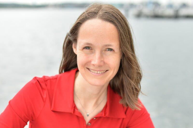 Zu sehen ist Ingrid Nestle, Sprecherin für Energiewirtschaft der Grünen Bundestagfraktion.