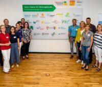 ZU sehen sind die Berater, die die Solarberatung in Niedersachsen durchführen.