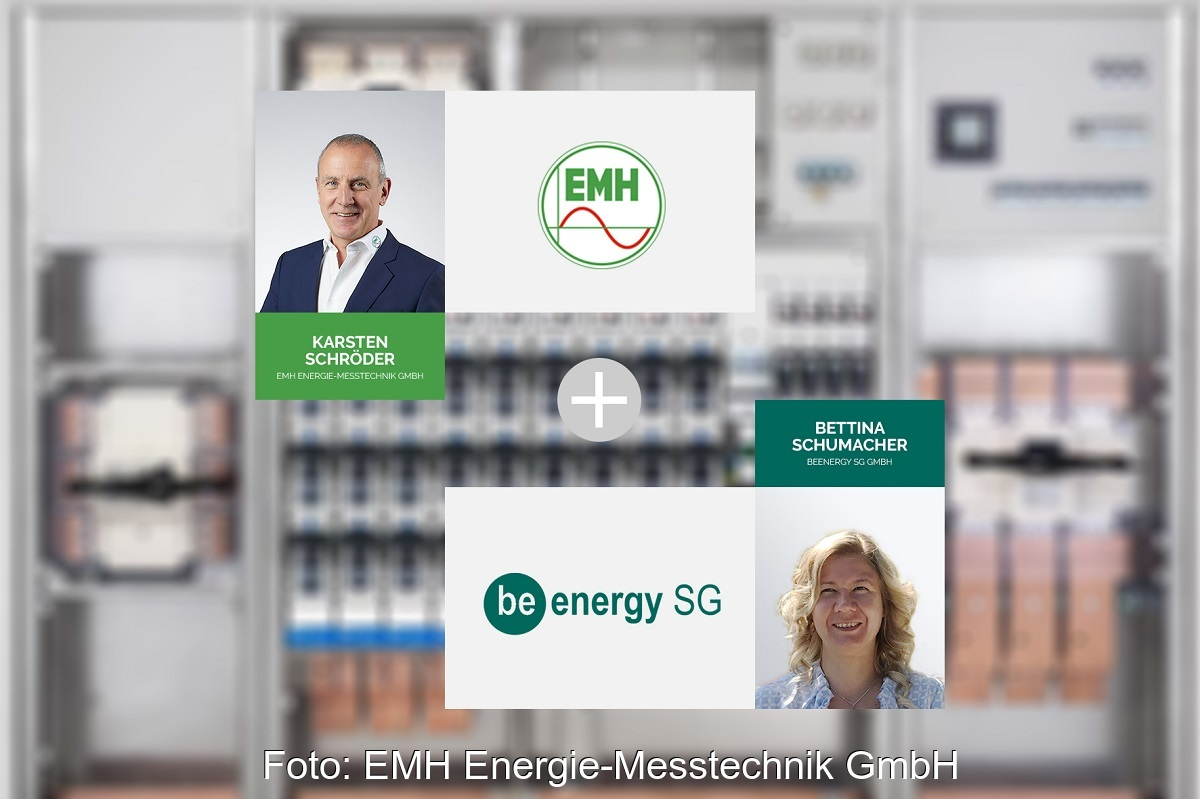 innen zur Kooperation von EMH und BeEnergy SG.