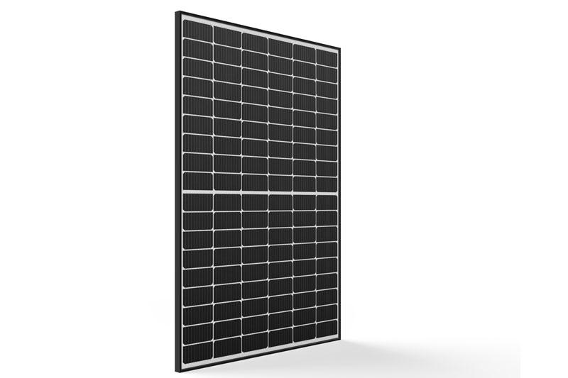 Aleo-Solarmodul Leo mit 400 Watt Leistung aus Halbzellen