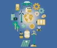 Zu sehen ist eine Grafik aus dem Impulspapier zum Neustart der Energiepolitik, das die Wissenschaftsakademien vorgelegt haben.