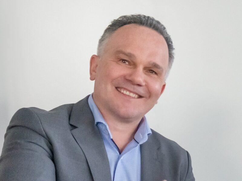 ZU sehen ist Martin Drasch, CEO der Manz AG. Er erläutert das Manz Geschäftsjahr 2019.