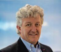 Zu sehen ist Mark Hogan, CEO von Boom Power.