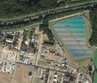 Zu sehen ist ein niederländischer Photovoltaik-Solarpark, den NaGa Solar in die Kompetenzen von Ampyr Solar Europe einbringt.