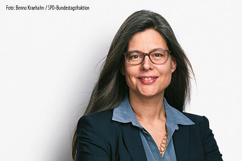 SPD-Abgeordnete Nina Scheer