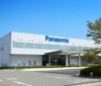 Firmengebäude von Panasonic in Japan.