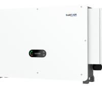 Zu sehen ist der für Photovoltaik-Wechselrichter AR 250/255KTL-HV von Sofarsolar. Er ist für große Solarkraftwerke konzipiert.