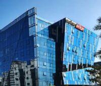 Zu sehen ist das Firmengebäude von SolarEdge.