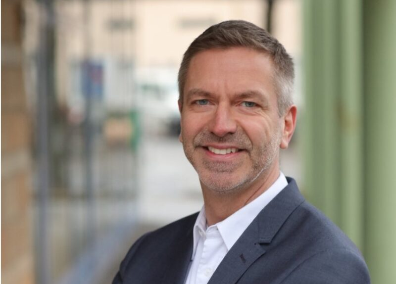 Zu sehen ist Wolfgang Krüger, Geschäftsführer der Priogen Energy.