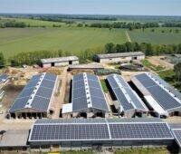 Photovoltaik auf dem Dach bringt Zusatzeinnahmen durch Pacht