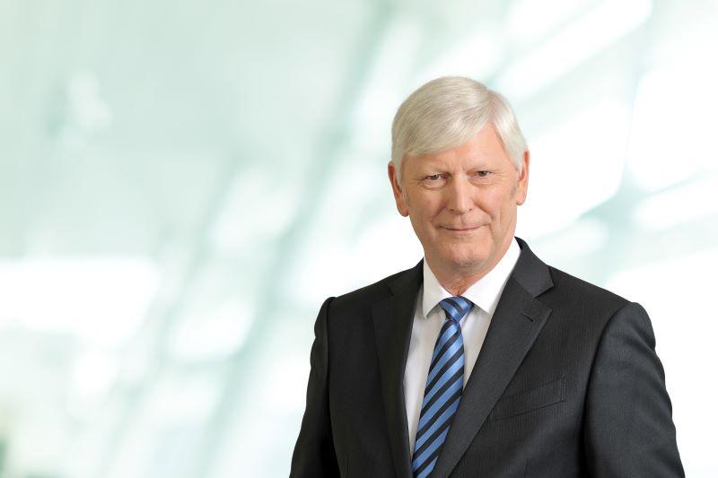 Portrait des RWE-CEO Rolf Martin Schmitz