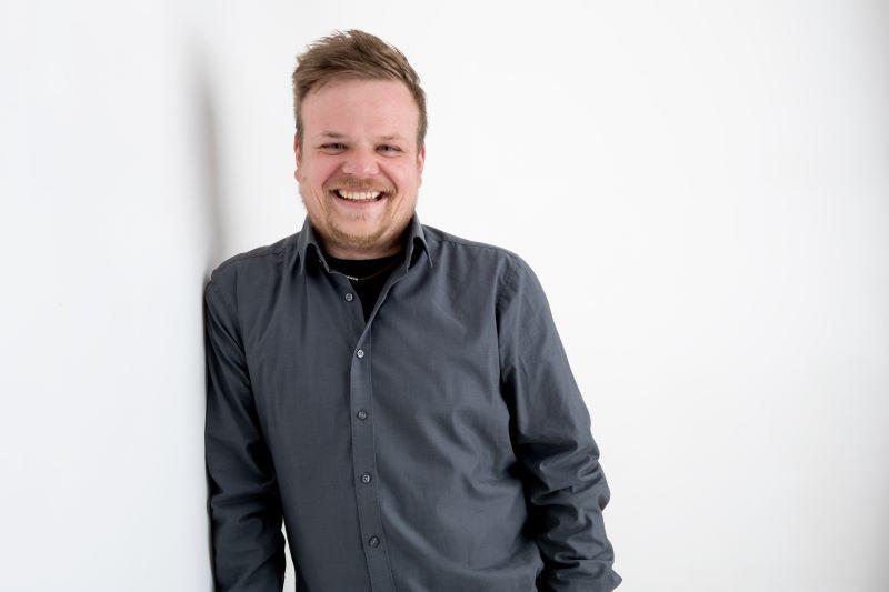 Portrait des Rinovasol-CEO Josef Gmeiner