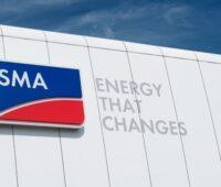 Zu sehen ist das Firmengebäude von SMA. Das Unternehmen hat das Ergebnis 2020 veröffentlicht.