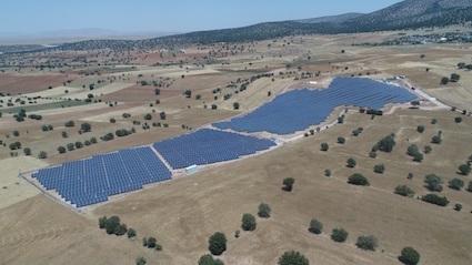 juwi nimmt zwei solarkraftwerke in der t rkei in betrieb. Black Bedroom Furniture Sets. Home Design Ideas