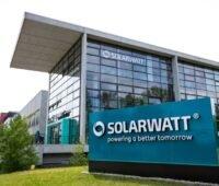 Geschäftszentrale der Solarwatt