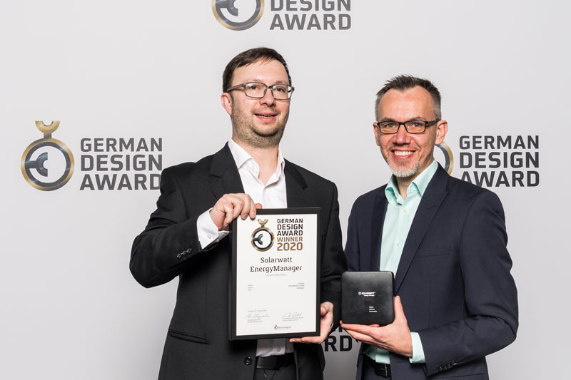 Preisverleihung des German Design Awards 2020