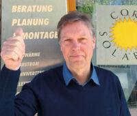 Ulf Hansen-Röbbel, Geschäftsführer Corona Solar GmbH, Hannover.