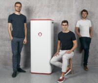 Zu sehen sind die VoltStorage-Gründer, die nun Geld von Bayern Kapital erhalten.