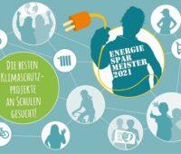 Plakat Energiesparmeister 2021