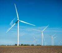 Zu sehen ist ein Windpark von Nordex. Nordex kooperiert schon lange mit TPI Composites in der Türkei und neuerdings auch in Indien.