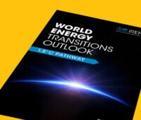 Cover des neuen World Energy Transitions Outlook