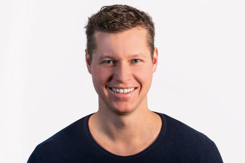 Zu sehen ist Benjamin Rauser neuer Managing Director bei Zolar.